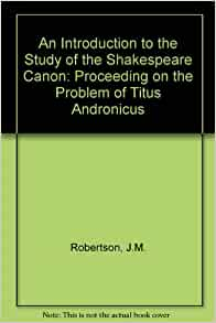 an analysis of titus andronicus Check your understanding of william shakespeare's titus andronicus with an interactive quiz and worksheet these printable practice questions will.