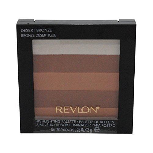 Revlon Highlighting Palette, Desert Bronze, (Pack of 2) by Revlon