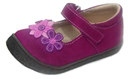 Cherokee Girls Dabney Mary Jane Shoes (6, Pink)