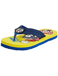 Tom And Jerry Boy's Flip-Flops And House Slippers