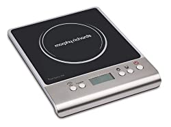 Morphy Richards Chef Xpress 300 2000-Watt Induction Cooktop (Black)