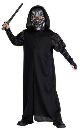 Harry Potter Child's Death Eater Costume, Large