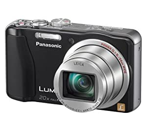 Panasonic LUMIX DMC-ZS19 Digital Camera- Black