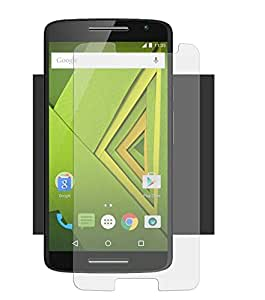 Vingly for MOTO X PLAY Tempered Glass for MOTOROLA MOTO X PLAY