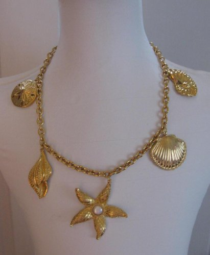 Necklace Royal Sea Designed By Kenneth Jay Lane for Avon
