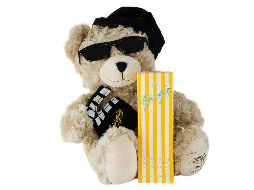 Giorgio Beverly Hills Yellow 90ml Teddy 2012 Gift Set