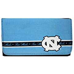 Buy NCAA North Carolina Tar Heels Ladies Bandwidth Wallet by Game Day Outfitters