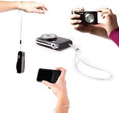 DURAGADGET Hardwearing Wrist Carrying Strap For Nextbase In Car Cam 202 Lite DV RVideo Recorder for