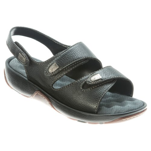 Softwalk Women'S Bolivia Sandal,Black Glove Leather,10 W Us front-453637