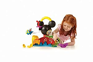 Fisher-Price Disney Mickey Mouse Clubhouse Fly 'n Slide Clubhouse from Fisher-Price