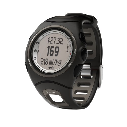 Suunto T6D Men's Heart Rate Monitors - Black/Grey