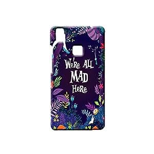 BLUEDIO Designer Printed Back case cover for VIVO V3 - G7820