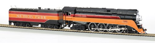 Bachmann Trains Southern Pacificgs4 Daylight 4449 front-73945