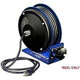 Coxreels PC10L-3012 Compact efficient heavy duty power cord reel