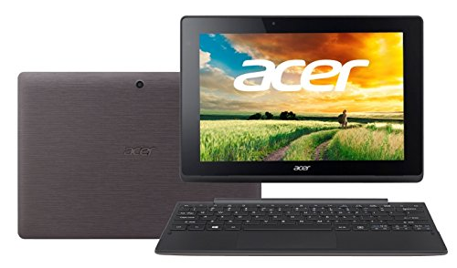 [Amazon.co.jp limited edition] Acer Aspire Switch 10E 2 in 1 laptop / Tablet PC under Windows 10 free update action (IPS Panel with /Atom Z3735F/2G/32G eMMC/10.1 inch /Win8.1(32)/AP / shark grey) SW3-013-N12N/K