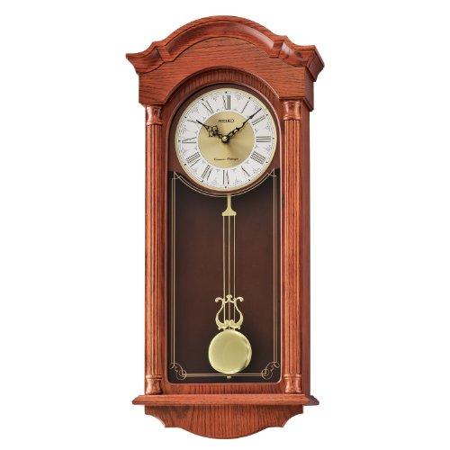 Seiko QXH061BLH Wall Japanese Quartz Wall Clock