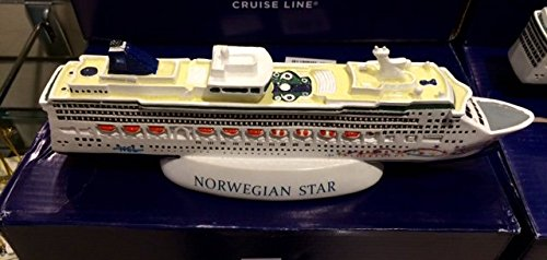 NCL Norwegian Star Licensed Model Cruise Ship (Cruise Ship Model compare prices)