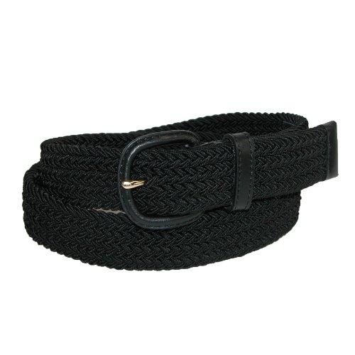 Aquarius Elastic Stretch Belt (Black 54/56)