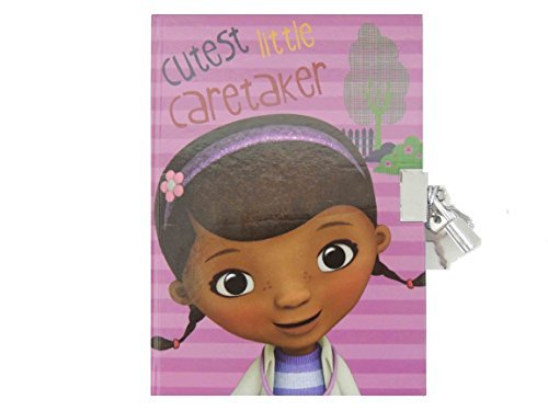 Disney Doc McStuffins Diary with Lock