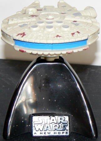 STAR WARS: Trilogy ~ Millennium Falcon Gyro - Taco Bell - 1