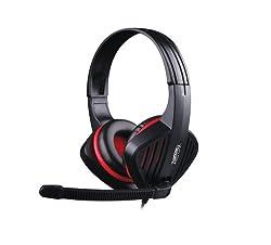 Zebronics Headphones & Mic Headphones Stingray