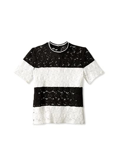DURING Women's Lace Tee