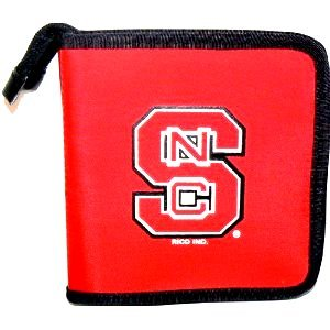 North Carolina State Wolfpack CD - Blu Ray - DVD Case
