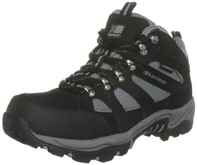 Karrimor Men's Bodmin II Mid weathertite Black Sea Walking Boot K300BLC155 9 UK