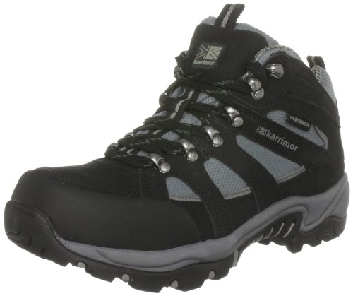 Karrimor Men's Bodmin II Mid weathertite Black Sea Walking Boot K300BLC157 10 UK