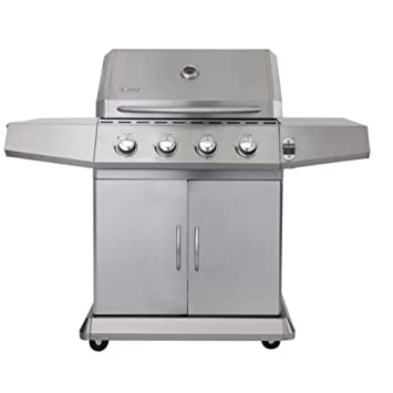 barbecue gaz kingstone