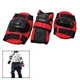 Inline Ice Skate Protective Guards Pads for Kids Knee Elbow Wrist