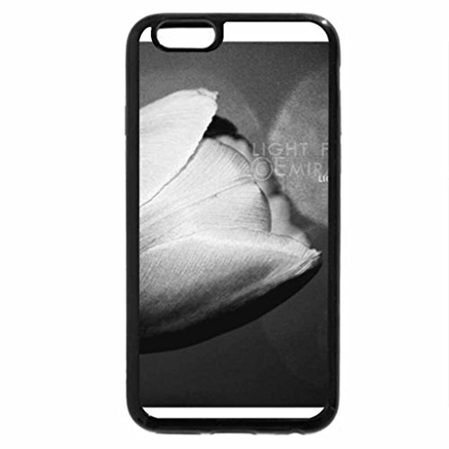 iPhone 6S Case, iPhone 6 Case (Black & White) - B e a u t y