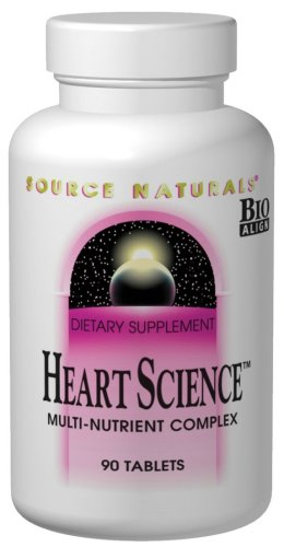 Cheap Heart Science 120 Tabs (Comprehensive Cardiovascular Support) (SN0341)