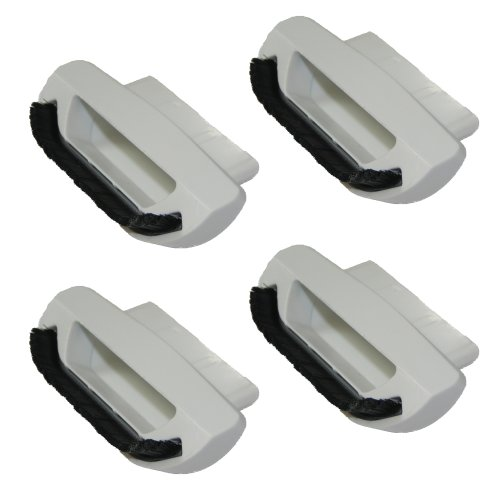 Black & Decker Chv9600 Chv1400 Vacuum (4 Pack) Replacement Upholstery Brush # 598152-00-4Pk