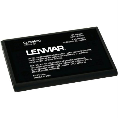 Lenmar CLZ598SG 3100mAh Battery (For Samsung Galaxy Note 2)