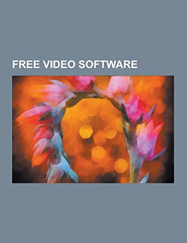 Free Video Software: Mplayer, VLC Media Player, Media Player Classic, Xbmc, Boxee, Xbmc4xbox, Mediaportal, Avisynth, Pitivi, Lives, Avidemu