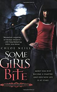 "Cover of ""Some Girls Bite: A Chicagoland ..."