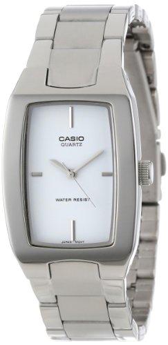 Casio Men'S Mtp1165A-7C Silver-Tone Analog Bracelet Watch front-620444