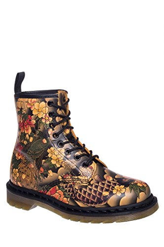 Tattoo Sleeve Softy Low Rise Boot