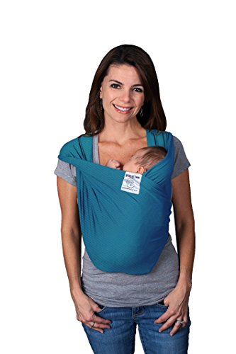 Baby K'tan Active Baby Carrier, Ocean Blue, Small