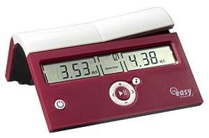 DGT Easy Game Timer Crimson Cruz Chess Clock