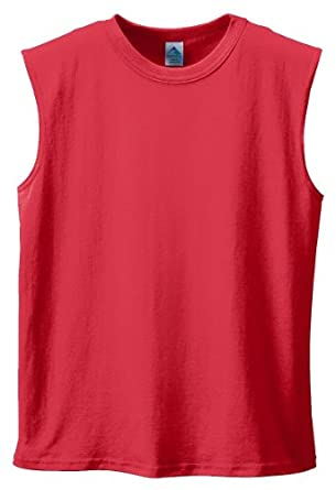 Augusta Sportswear 203 Adult's Shooter Shirt Red Small