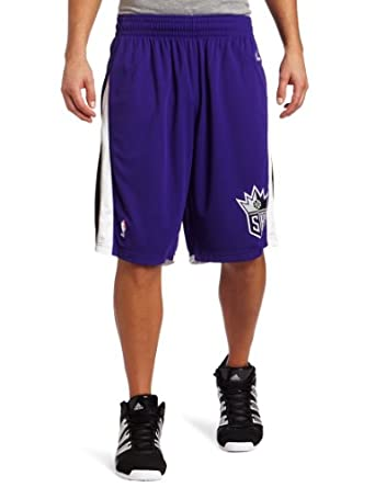 NBA Sacramento Kings Swingman Uniform Short by adidas