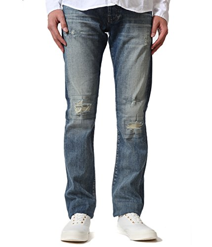 AG jeans[AGジーンズ AGデニム] MATCHBOX 12YEARS STARFISH RESERVED (デニムパンツ) 29 インディゴ