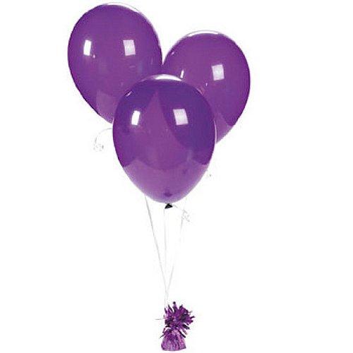Quartz Purple Latex Balloons (2 dz)