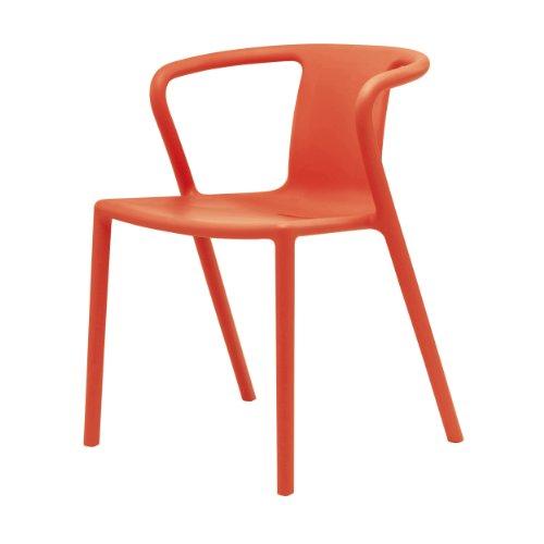 Air-Armchair Armlehnstuhl orange
