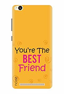 Noise Designer Printed Case / Cover for Xiaomi Redmi 3S / Quotes/Messages / You Re The Best Friend Design