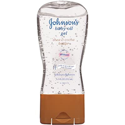Johnson's Baby Oil Gel Review