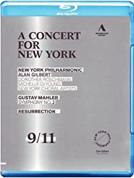 A Concert for New York - In Remembrance and Renewal - The Tenth Anniversary of 9/11 [Blu-ray]