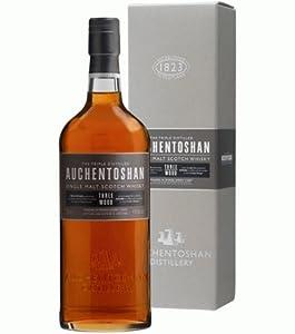 Auchentoshan Three Wood Single Malt Whisky 5cl Miniature by Auchentoshan